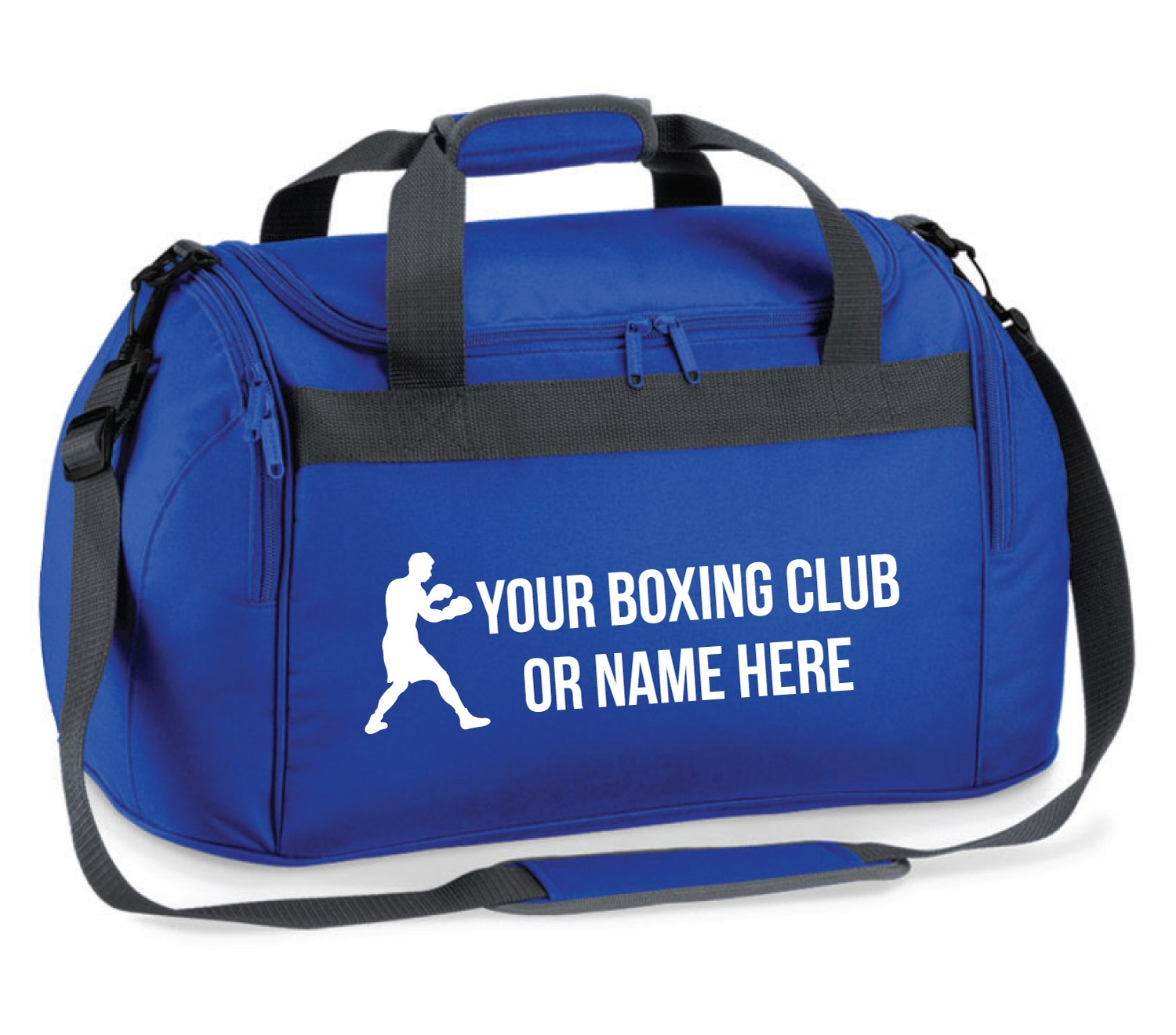 BOYS PERSONALISED BOXING BARREL BAG KIDS SPORTS GYM HOLDALL CHILDRENS GIFT